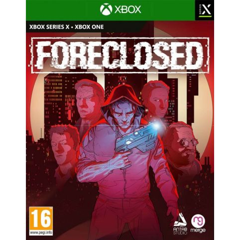 Foreclosed (Xbox Series X)