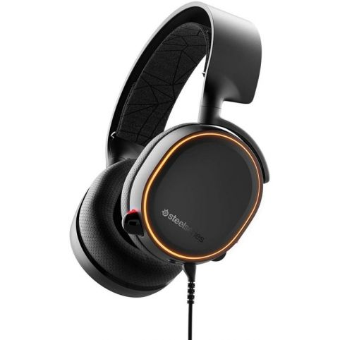 SteelSeries Arctis 5 Headset - Black