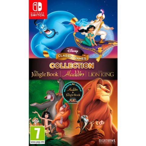 Disney Classic Games: Definitive Edition (Switch)