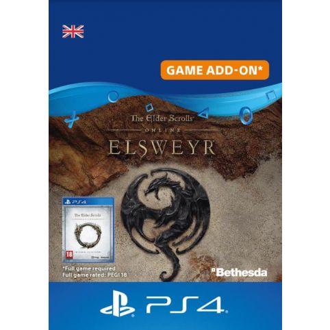 The Elder Scrolls Online Elsweyr Collector's Edition Upgrade - Digital Code - UK account