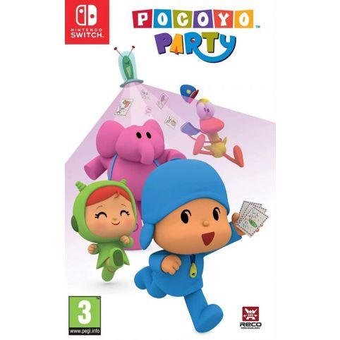 Pocoyo Party (Switch)