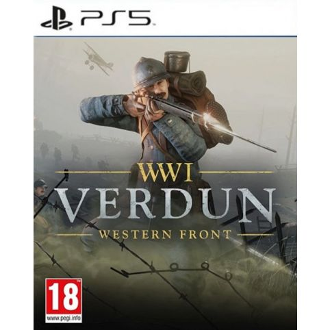 WW1 Verdun: Western Front (PS5)