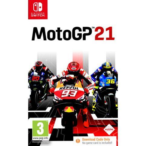 MotoGP 21 [Code in a box] (Switch)