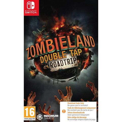 Zombieland: Double Tap - Road Trip [Code In A Box] (Switch)