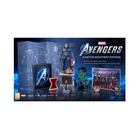 Marvel's Avengers Earth's Mightiest Edition (Xbox One)