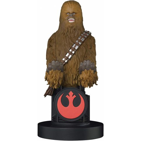 Chewbacca Cable Guy Device Holder