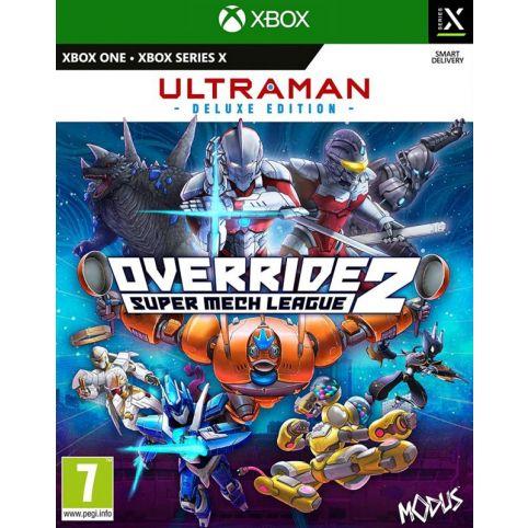 Override 2: Ultraman Deluxe Edition (Xbox One)