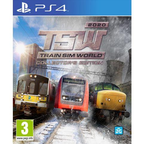 Train Sim World 2020 Collector's Edition (PS4)
