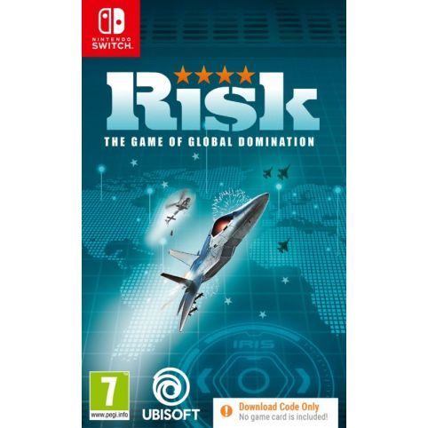 Risk - The Game Of Global Domination [Code In A Box] (Switch)