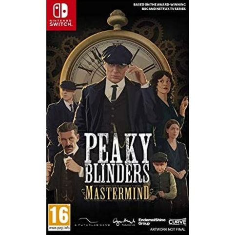 Peaky Blinders: Mastermind (Switch)