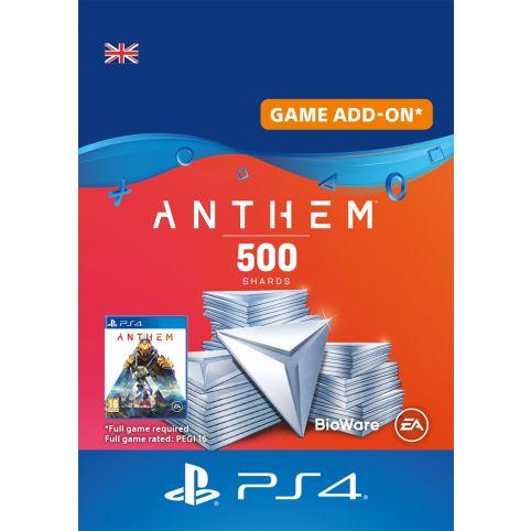 Anthem 500 Shards Pack - Digital Code - UK account