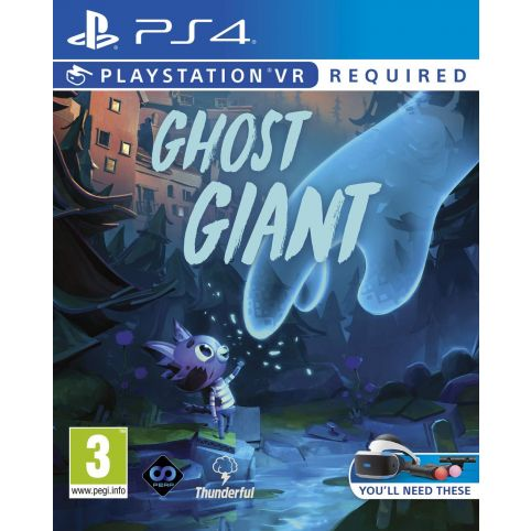 Ghost Giant (PS4 PSVR)