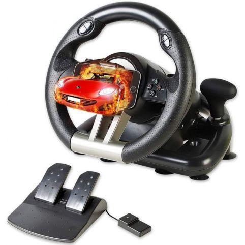 Serafim R1+ Racing Wheel With Responsive Pedal