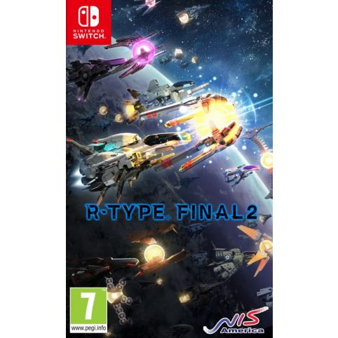 R-Type Final 2 Inaugural Flight Edition (Switch)
