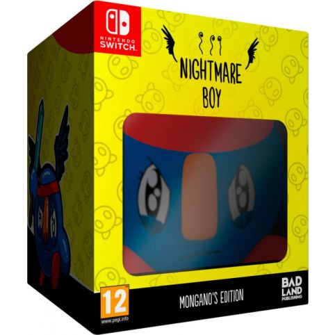 "Nightmare Boy - ""Mongano's Edition"" (Switch)"