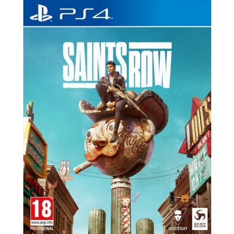 Saints Row Day One Edition (PS4)