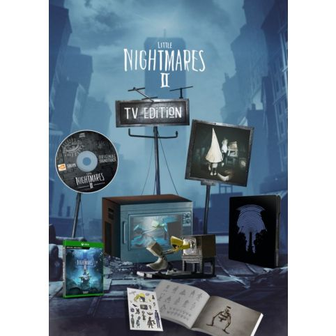 Little Nightmares II TV Edition (Xbox One)