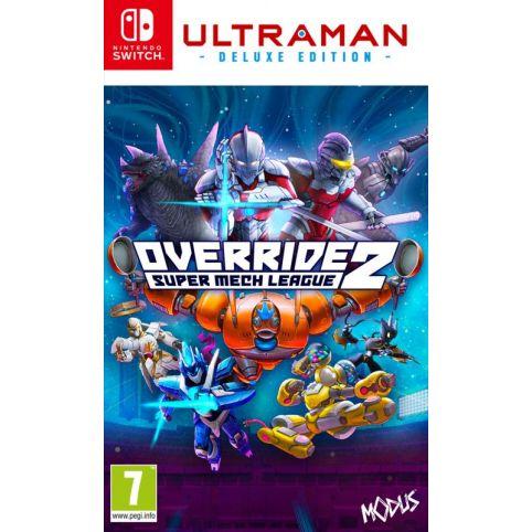Override 2: Ultraman Deluxe Edition (Switch)