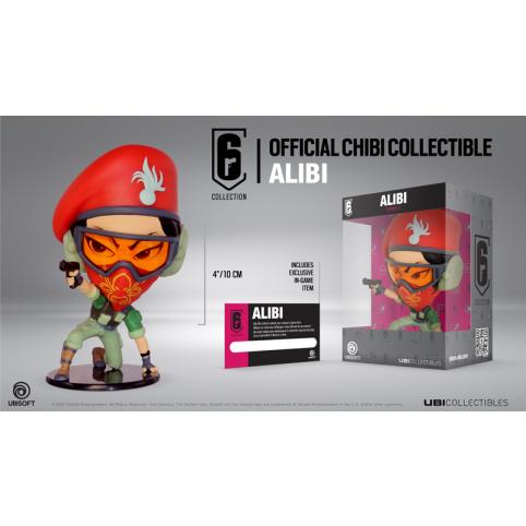Six Collection: Series 5: Alibi Chibi Figurine
