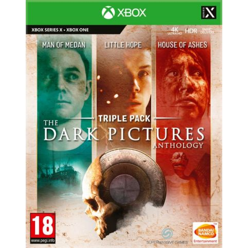 The Dark Pictures Anthology - Triple Pack (Xbox One)