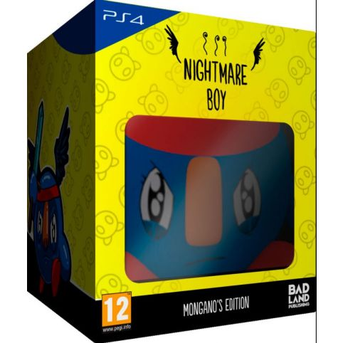 "Nightmare Boy - ""Mongano's Edition"" (PS4)"