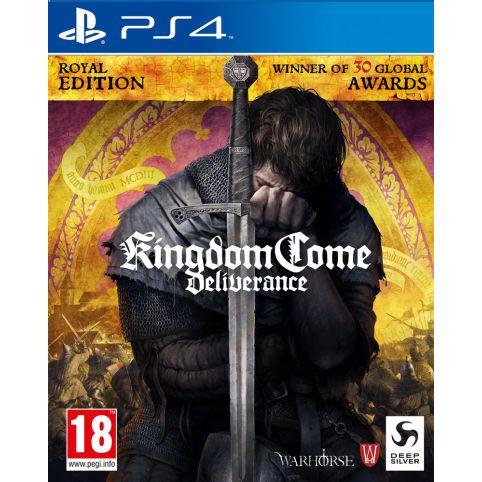 Kingdom Come Deliverance Royal Edition (PS4)