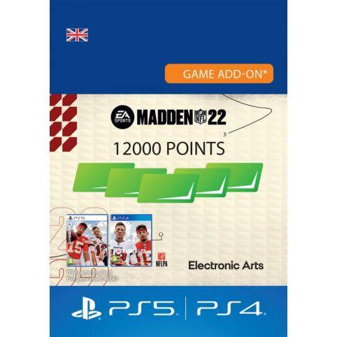 MADDEN NFL 22 - 12000 Madden Points - UK account