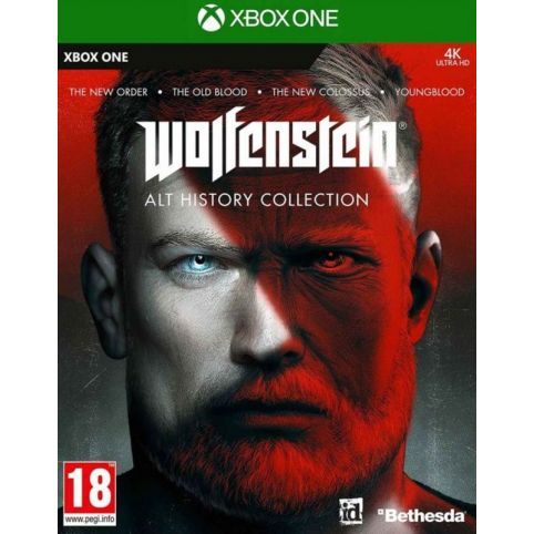 Wolfenstein Alt History Collection (Xbox One)