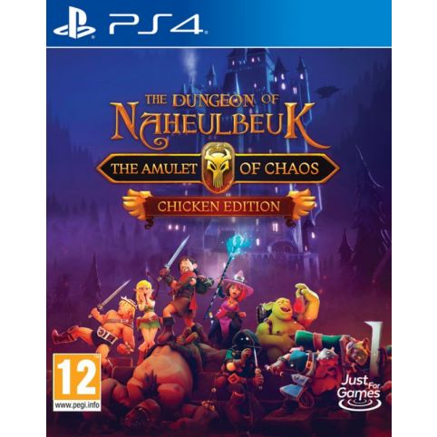 The Dungeon Of Naheulbeuk: The Amulet Of Chaos (PS4)