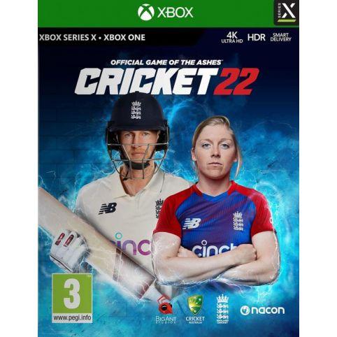 Cricket 22 (Xbox Series X)