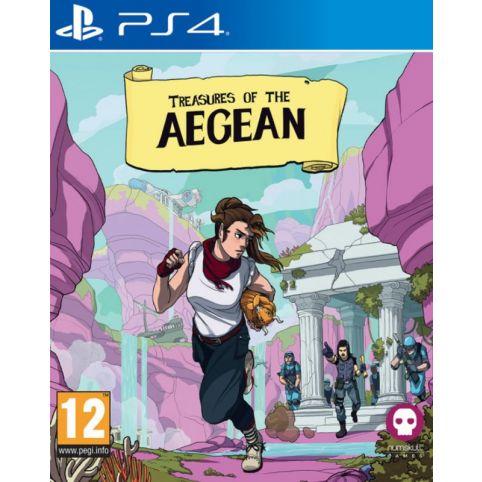 Treasures Of The Aegean (PS4)