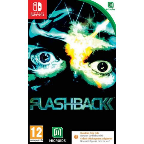 Flashback [Code In A Box] (Switch)