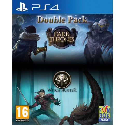 Dark Thrones/Witch Hunter Double Pack (PS4)