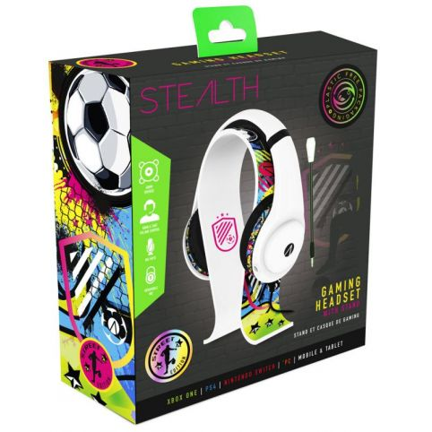 Stealth XP-Street Gaming Headset