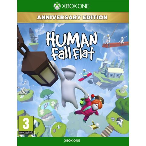 Human Fall Flat - Anniversary Edition (Xbox One)
