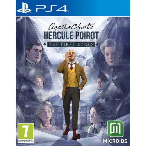 Hercule Poirot: The First Cases (PS4)