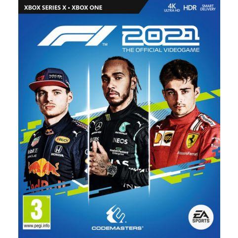 F1 2021 (Xbox Series X)