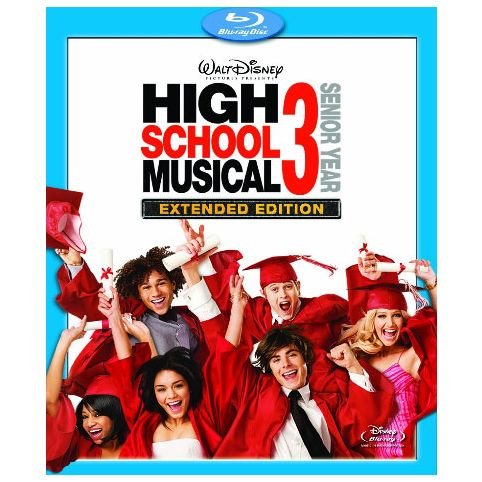 High School Musical 3 - Senior Year - 2 Disc Edition (Blu-Ray)