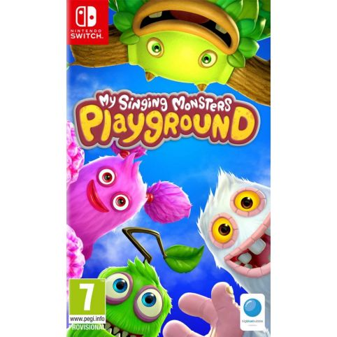My Singing Monsters Playground (Switch)