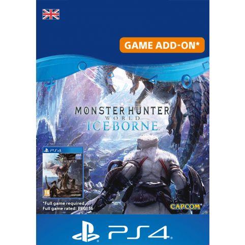 Monster Hunter World: Iceborne - Digital Code - UK account