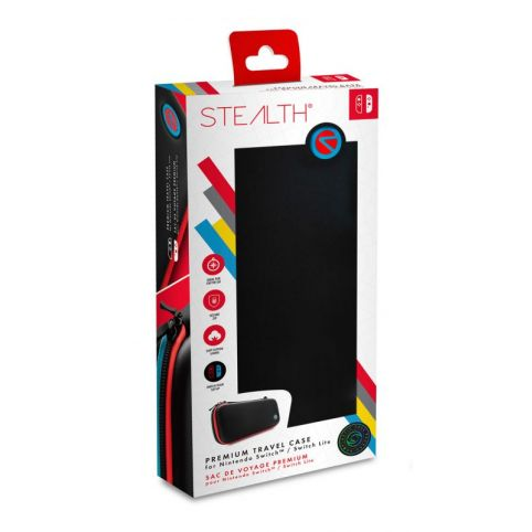 STEALTH SWL-01 Nintendo Switch And Switch Lite Premium Travel Case (Switch)