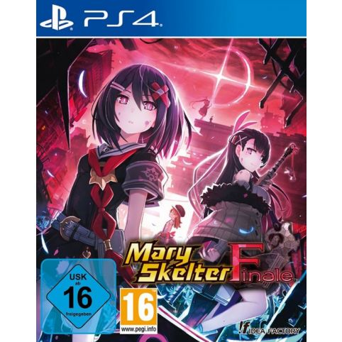 Mary Skelter Finale - Day One Edition (PS4)