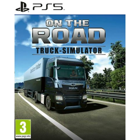 On The Road - Truck Simulator (PS5)