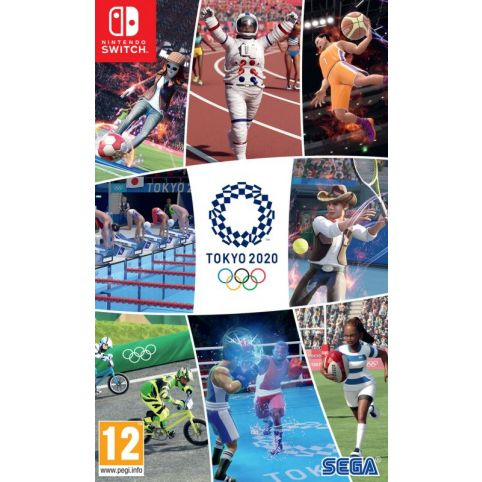 Olympic Games Tokyo 2020 The Official Video Game (Switch)