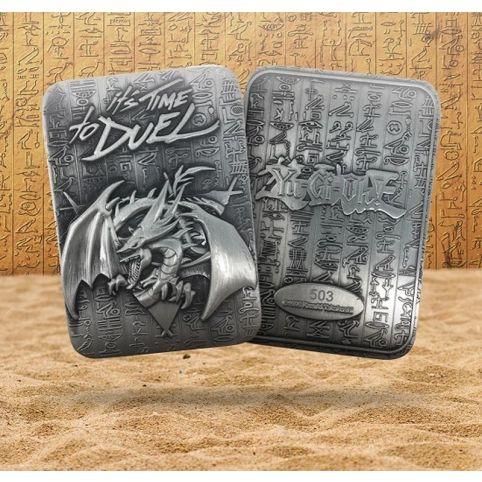 Yu-Gi-Oh! - Slifer The Sky Dragon Metal God Card