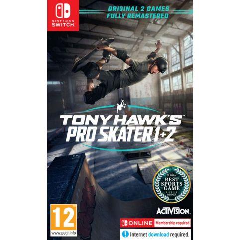 Tony Hawk's Pro Skater 1 + 2 (Switch)