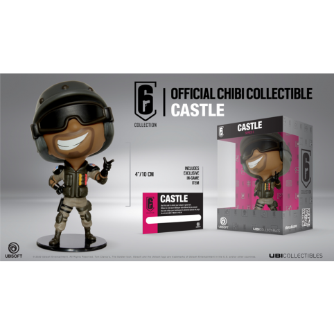 Six Collection: Series 5: Castle Chibi Figurine
