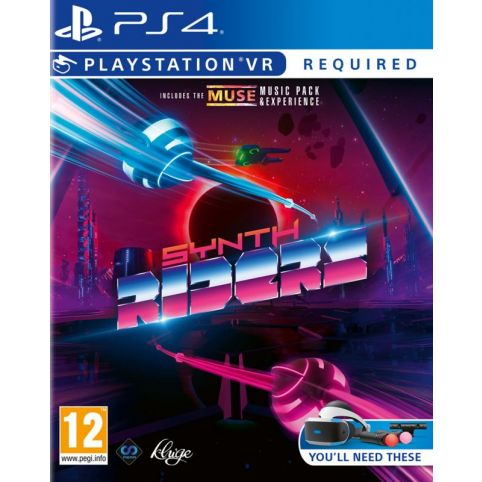 Synth Riders (PS4 PSVR)