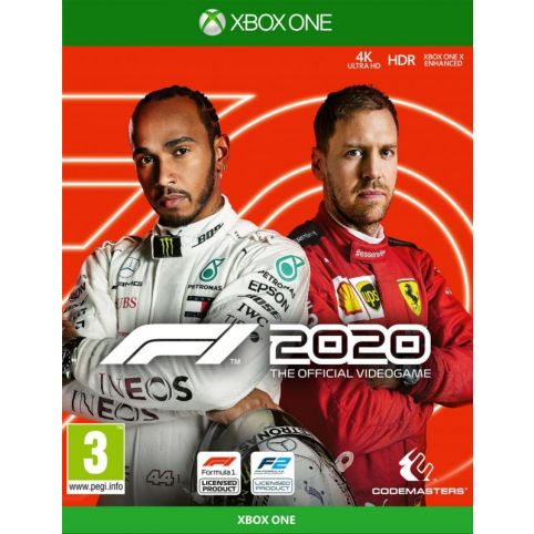 F1 2020 Standard Edition (Xbox One)