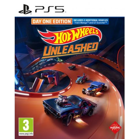 Hot Wheels Unleashed - Day One Edition (PS5)